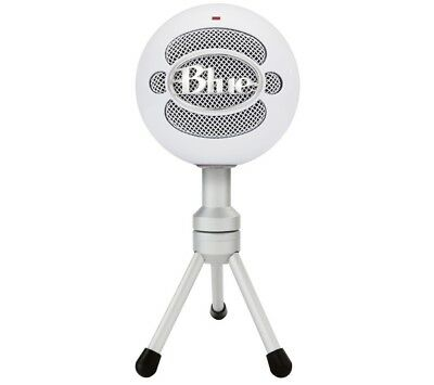 ICE Snowball BLUE USB HD Microphone for exciting sound White Box Damage
