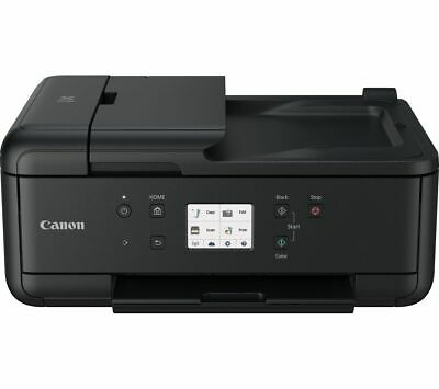 CANON PIXMA TR7550 All-in-One Wireless Inkjet Printer with Fax - Currys