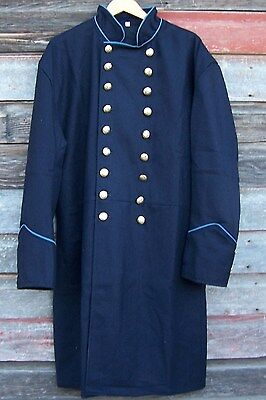 Civil war union federal infantry double breasted frock coat   50