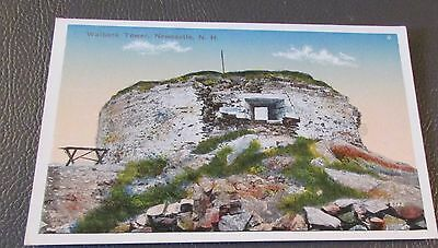 Old Postcard<<NEWCASTLE, NEW HAMPSHIRE>>{WALBACK TOWER}