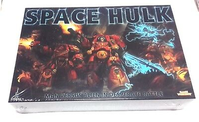 WARHAMMER Space Hulk Boardgame (2014)  NEW AND SEALED