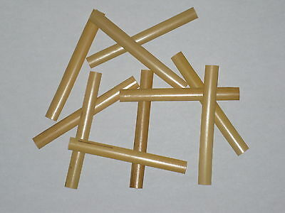 25 Pieces Gouged Oboe Cane - For Oboe Reed Makers.