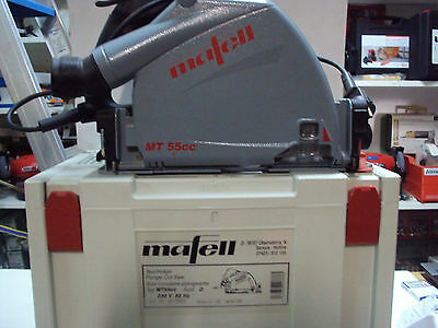 Saw immersion Mafell MT 55 cc MAFELL with Barre driving F 160