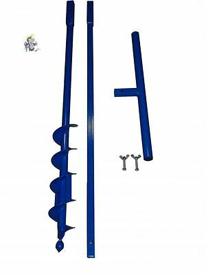 Well Drilling Auger Set 2M 130mm