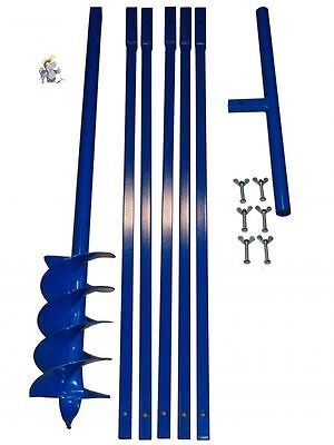 Well Drilling Auger Set 6M 175mm