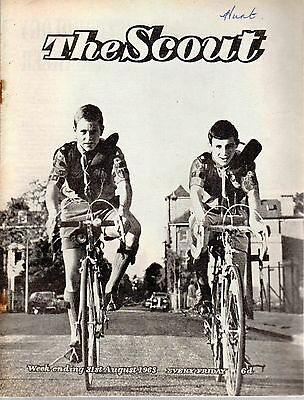 31 AUGUST 1963 Vintage Magazine The Scout 47518