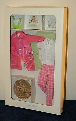 Country Bound Outfit NRFB Silkstone Barbie Fashion Model Collection 2002