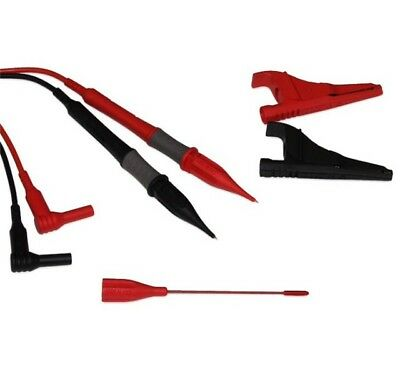 Megger 1001-963 Two Wire Test Leads (Red and Black)