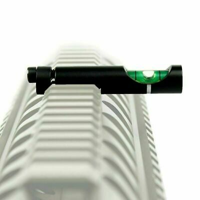 Metal Spirit Bubble Level for 20mm Picatinny Weaver Rail Rifle Sight Scope Mount