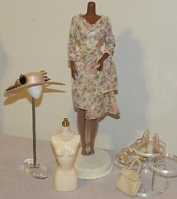 Day at the Races Silkstone Barbie Fashion Outfit Ensemble Only No Doll