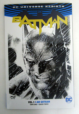 Comics Pro Summit Exclusive Batman Rebirth Vol 1 Trade Paperback NM