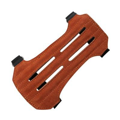 Comfortable Archery Bow Arm Guard Bracer Protector Targets Shooting Hunting