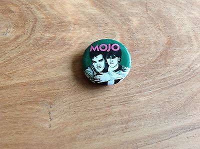 MOJO THE SMITHS pin button badge MORRISSEY JOHNNY MARR