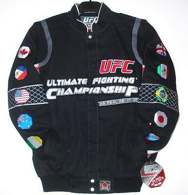 Size S  Ufc Ultimate Fighting Championship Cotton  Jacket Small