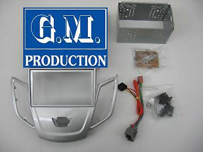 Panel frame kit double 2 Din FORD FIESTA from 2008