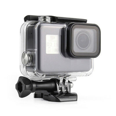 FOR GoPro Hero 5 6 7 Black Underwater Waterproof Dive Case Housing Transparent