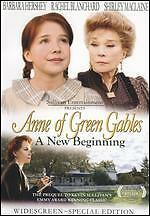 Anne of Green Gables: A New Beginning (DVD, 2009)