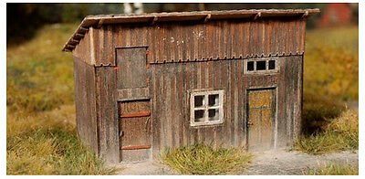 Ho Scale Laser Cut Toolshed