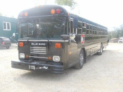 1991 Bluebird Bus Camper