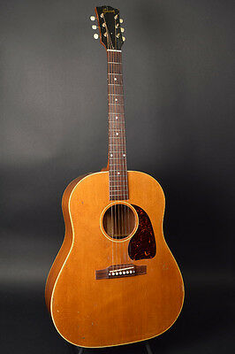 1954 Gibson J-50 Vintage Acoustic Guitar W/HSC FREE SHIPPING!