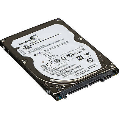 "DISCO DURO DE 320GB 2.5"" SATA 3.0GB/S 8mm (MAC,PS3,PS4,XBOX) 100% operativos"