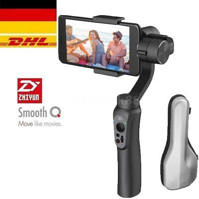Aus DE ZhiYun Smooth-Q 3-Axis Handheld Gimbal Stablizer for Smartphones iPhone