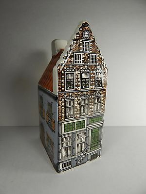 Agro Old Dutch Ceramic Miniature Canal House Hand Painted Made in Holland. #3