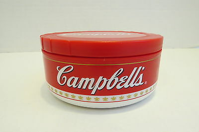 Campbell's To Go Soup Container Lunch Soup Holder Insulated Travel Bowl