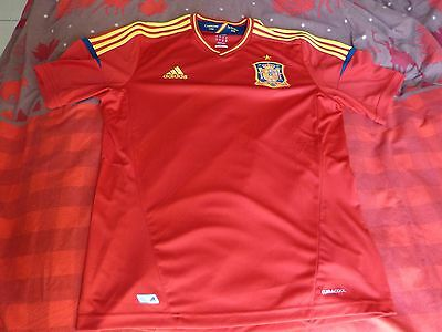 Maillot equipe Espagne taille L