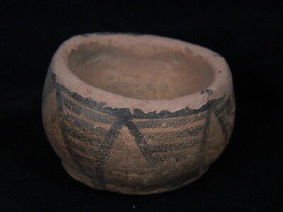 Ancient Teracotta Painted Pot Indus Valley 2500 BC    #PT15607
