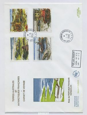 TAAF 1999 interessanter FDC (90714)