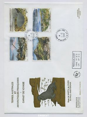 TAAF 1999 interessanter FDC (90715)
