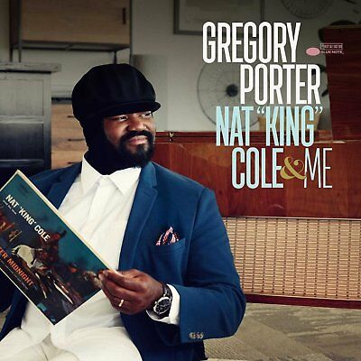 GREGORY PORTER 'NAT KING COLE & ME' CD (27th October 2017)