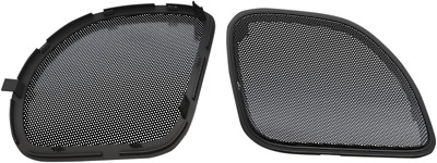Hogtunes Replacement Speaker Grills For 2015-2017 Harley Road Glide Rg Rm Grill