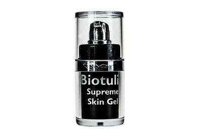 Biotulin supreme skin gel 15ml free fast delivery