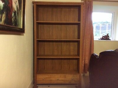 Bookcase solid oak from Next