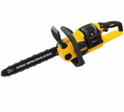DEWALT FLEXVOLT 60V MAX Lithium-Ion Cordless Brushless Chainsaw Battery Charger