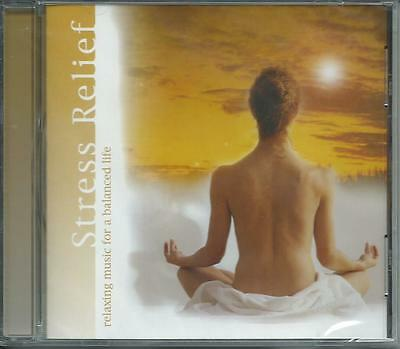 STRESS RELIEF: Relaxing Music for a Balanced Life CD