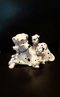 101 dalmations coin bank piggy bank hard durable plastic Disney