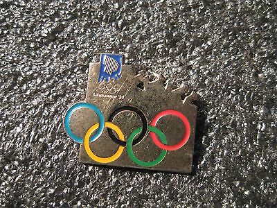 PIN'S LILLEHAMMER 1994 JEUX OLYMPIQUES  (ref 081)