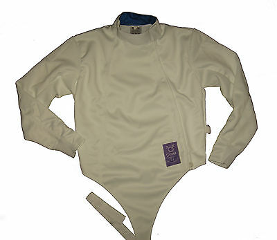 "Fencing 3 Weapon Women R/H 350 NW Stretchy (Jacket) US Size 35""-36"""