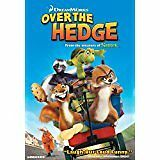 Over the Hedge (DVD, NEW)