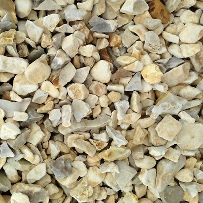 Decorative Aggregate Slate Chippings Gravel Landscaping Gardens 25KG Bags