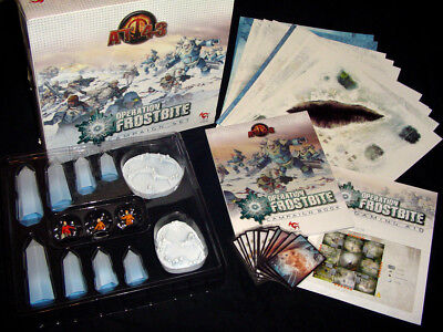 Rackham AT-43 Operation Frostbite Campaign Set Box
