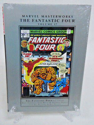 The Fantastic Four Volume 17 Thing Marvel Masterworks HC Hard Cover New Sealed