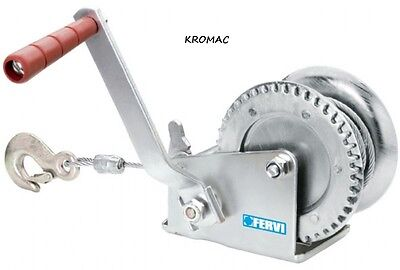 Winch Manual Fervi Art.0070/C
