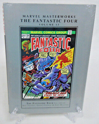 The Fantastic Four Volume 13 Thing Marvel Masterworks HC Hard Cover New Sealed