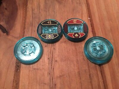Kai And Cole Lego Dimensions. Ninjago Team Pack Discs Only
