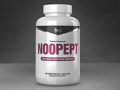 Noopept 90 capsules. Shipping worldwide !!! Payment: only by bank transfer !!!