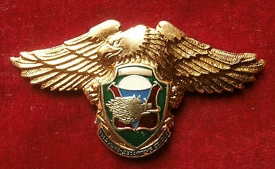 "Russian badge ""Air Assault Brigade"" (Boar)"